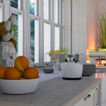 Zazdrostki do kuchni w stylu prowansalskim