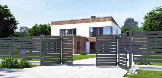 Nowoczesne systemy ogrodzeń i bram wjazdowych. Funkcjonalne, trwałe i estetyczne