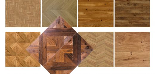 Podłogi – renesans szlachetnego drewna