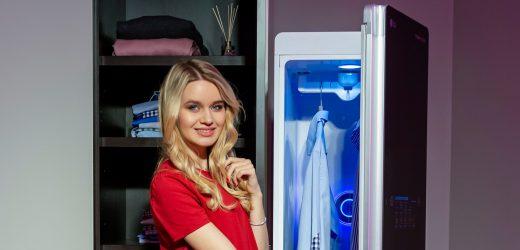Rewolucja w praniu! LG wprowadza do Polski innowacyjny LG Styler, pralki parowe oraz nową kategorię suszarek