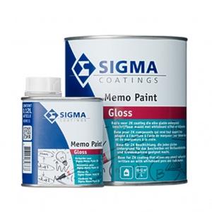 Sigma Memo Paint