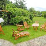 Wiosenna renowacja architektury drewnianej w ogrodzie z Sigma Amarol Triol