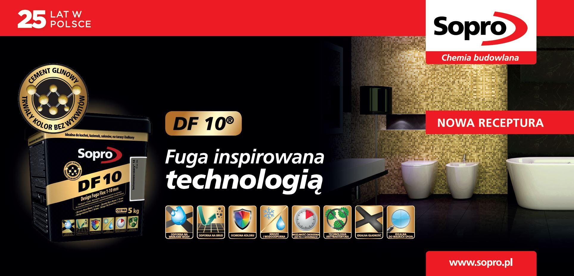 Rewolucja przez duże R. Nowa odsłona Sopro DF 10 – fugi inspirowanej technologią