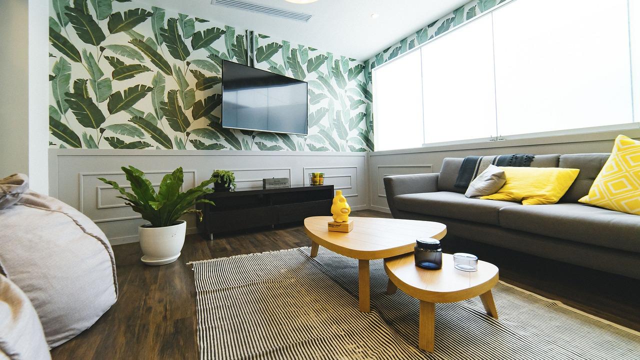 3 pomysły na aranżację salonu ze ścianą TV