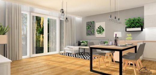 Projektowanie wnętrz projektowanie mieszkań z pomocą projektanta.