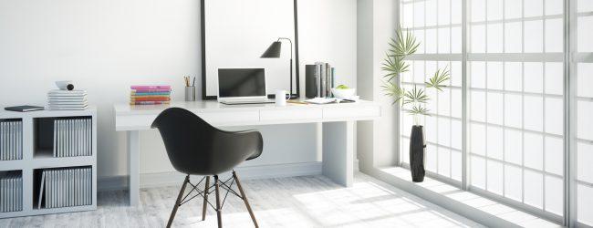 Biurko do gabinetu domowego